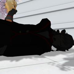 Burned Corpse