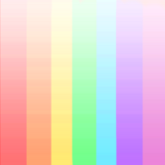 RainbowBackgroundByTheAlmightySnazzdere