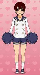 Male Cheerleading Uniform (Default-kun)