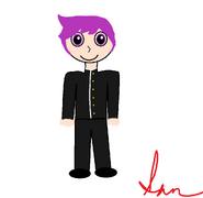 Riku soma drawing 3