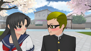 Yuka and Takashi 2