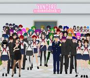 Yandere Simulator desktop