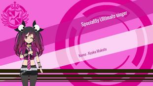 Kyoko makoto character introduction