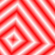 Diamond Background Red