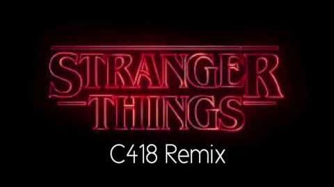 Stranger Things Theme Song (C418 REMIX)