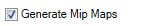 What you need to set when saving a DDS file on Paint