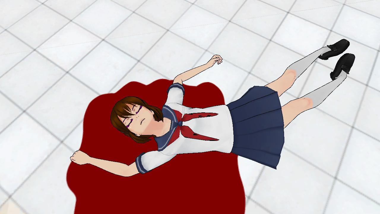 Image - Dead Mino.png | Yandere Simulator Fanon Wikia ...