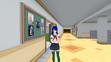 Chiyo in Yandere Simulator