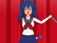Blue-Chan!