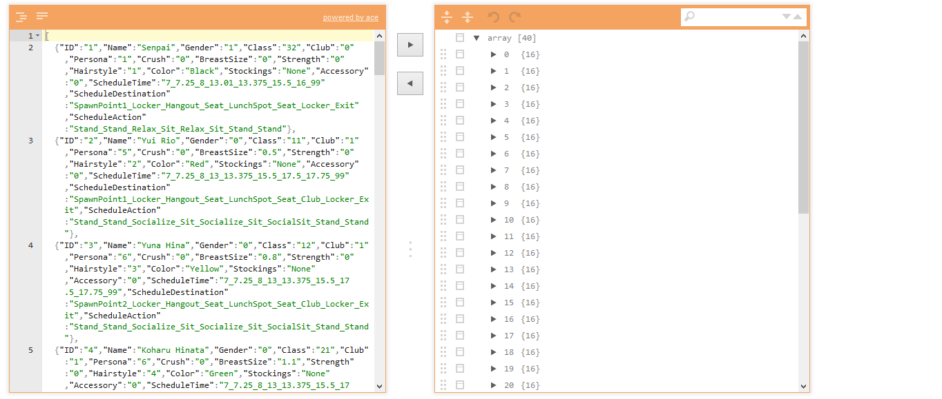 Modding/JSON Files | Yandere Simulator Fanon Wikia | FANDOM