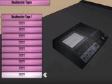 Cassettes du directeur