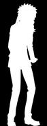 Gema silhouette