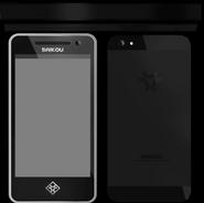 Texture téléphone Yandere