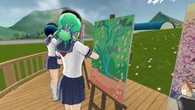 Maka peinture