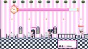 Mini jeu maid cafe