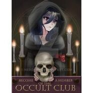 Occult club affiche