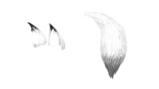 Mmd ears and tail download by nikitaamarie ddlg6lh