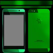 Texture téléphone Midori