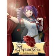 Drama club affiche