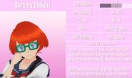 Beruma profil