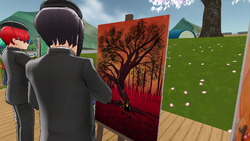 Borupen peinture