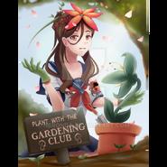 Gardening club affiche
