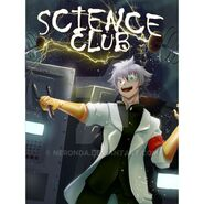 Science club affiche