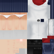 Custom Uniform Templates Yandere Simulator Resources Wikia