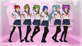 RainbowGirls