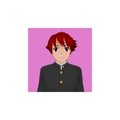 Segundo retrato de Haruto.
