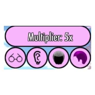 Multiplicador com todos os traços desejados