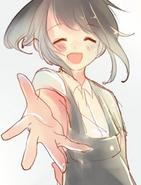 Yan-chan jako dziecko 7