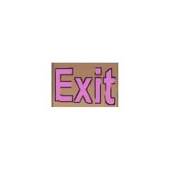 Exit HUD.