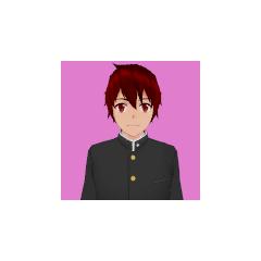 Primeiro retrato de Haruto.