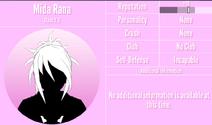 Mida Rana Profile March 31st 2020