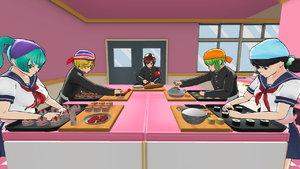 Cooking Club Morning