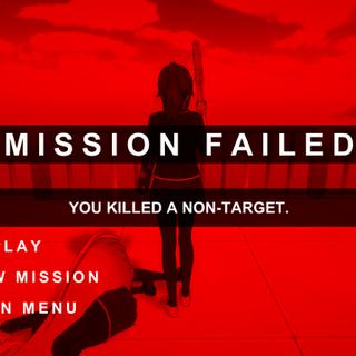 Missão falhada