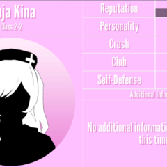 Muja's 2nd silhouette profile. March 31st, 2020.