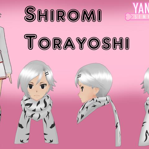 O modelo de Shiromi.