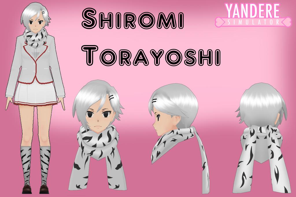 檔案:Yandere simulator shiromi torayoshi by qvajangel-dbx3xom.png