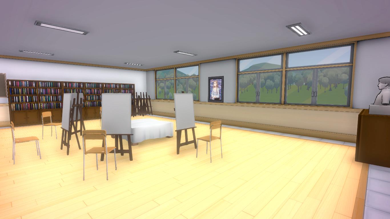 Image Art Yandere Simulator Wiki Fandom