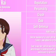 Mina's 11th profile. July 1st, 2020.