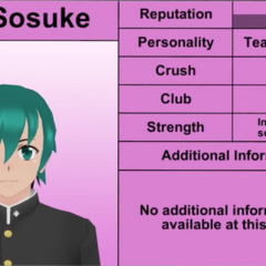 Sora's 5th profile. November 2015.