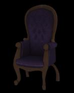 Yandere simulator occult chair by druelbozo-d9mhb4w