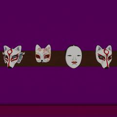 Las máscaras.<center><small>(19 de mayo de 2017)</small></center>