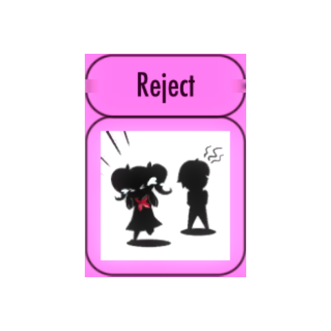 January 3rd, 2016. Sprite art for Reject.