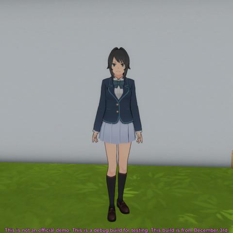 Yandere-chan in KON Mode.