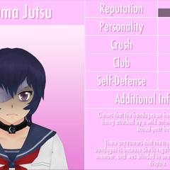Quinto perfil de Kokuma.