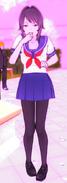 Ayano przy senapiu 7