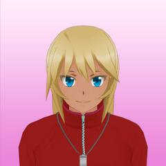 Kyoshi's portrait.